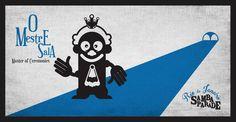 Ícones do samba: O mestre-sala.