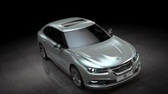 More Photos of the Jason Castriota-Designed 2013 Saab 9-3 Surface Online - Carscoops