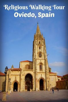 It is believed that the city of Oviedo was founded by two monks, Nolan and John, in 761. And it is worth mentioning that the very first construction was a small church dedicated to Saint Vincent. A lot of beautiful churches have been built since then and we invite you to take this tour and explore the most significant religious buildings in Oviedo.