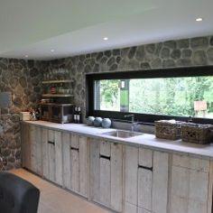Landelijk wonen met CottageStone Steenstrips