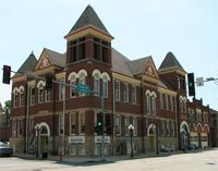 Old City Hall Shoppes - Pontiac, IL  http://www.sell66stuff.com/retailers_illinois.html#Pontiac