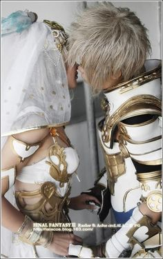 another one, FFXII wedding