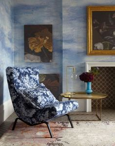 Decorate with intense colours, highly ornate decor and oodles of gorgeous blooms - the Pre-Raphaelites are back!