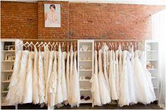 Bridal salon shoot!