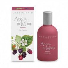 Acqua di More - Szeder parfüm szeder illatú - Rendeld meg online! Parfüm és kozmetikum család az olasz Lerbolario naturkozmetikumoktól