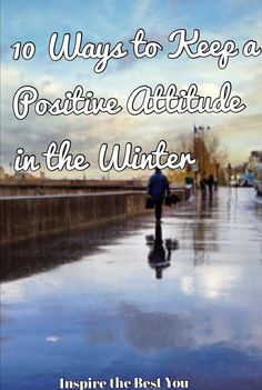 The wintertime is notorious for making our moods tank. It happens and that's okay, but there's no reason we should wallow in it and give up on feeling good during the coldest months of …