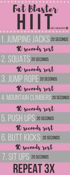 HIIT Blaster  | Posted By: CustomWeightLossProgram.com