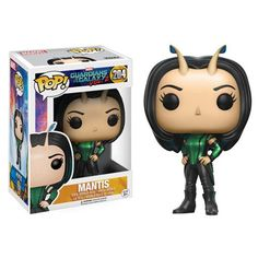 New Arrival | Funko Pop | Mantis | Grab this pop before the release of Guardian of the Galaxy 2. Buy now by clicking on the pin
