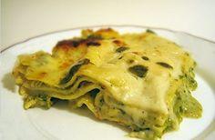 Delicata. Lasagne al pesto, zucchine e pinoli | Campi di Fragole per Sempre