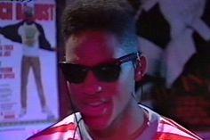 Diggin' In Da Den: Will Smith 1989 Freestyle (Video)