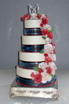 Amazing+Wedding+Cakes | Dear Sweet Fi's Cakes,