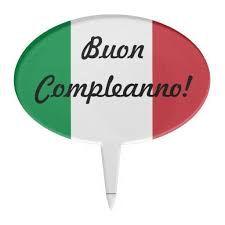 Buon Compleanno!  Happy Birthday in #Italian!