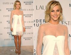 Julianne Hough In Emilio Pucci – Estee Lauder 'Modern Muse' Fragrance Launch Party