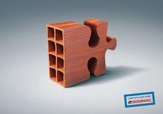 Sodimac Homecenter: Puzzle piece, 4