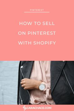 Try Shopify for free and get more than just an ecommerce solution. Sell anywhere, to anyone, with Shopify's ecommerce platform and point of sale features. Pinterest Advertising, Pinterest Marketing, Advertising Ideas, Pinterest Profile, Drop Shipping Business, Selling On Pinterest, Le Web, Pinterest For Business, Online Entrepreneur