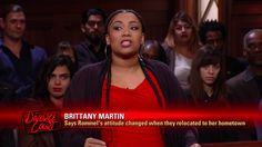 """Rommel and Brittany appeared on Divorce Court – """"Before The Vows"""" in 2014 and received the Judge's blessing to marry as long as they got counseling together. Divorce Court, Full Episodes, Brittany, Washington, Tv Shows, Yahoo Search, Videos, Big, Washington State"""
