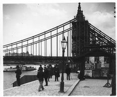 OLD BUDAPEST in 3D Old Pictures, Old Photos, Budapest Hungary, Brooklyn Bridge, Homeland, Historical Photos, The Past, Louvre, Marvel