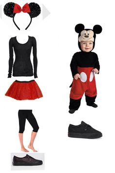 Mommy & Me costume ❤