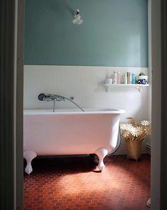 3 couleurs salle de bain