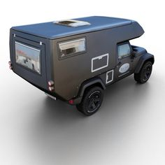 2013 jeep wrangler actioncamper 3d model - Jeep Wrangler Actioncamper 2013... by TAURUS_X