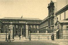 L'Ecole des Beaux-Arts in Paris Rue Bonaparte, Art Nouveau, Hector Guimard, Beaux Arts Paris, Louvre, Ecole Art, Project 3, Luxembourg, Belle Epoque