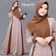 Hijab Evening Dress, Hijab Dress, Dress Outfits, Hijab Fashion, Fashion Dresses, Moslem Fashion, Dress Pesta, Casual Hijab Outfit, Islamic Clothing