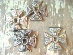 Antique Knights Templar  Free Masons Iron by MysteryMisterAntique