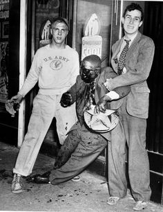 "June 20, 1943 ""In Detroit, this very day marks the beginning of a violent, race-fueled riot that lasted for days and left dozens dead and countless others injured. Of the persons killed, 25 were African American and 17 of that group were struck down by police officers."" http://newsone.com/2605677/detroit-race-riot-1943/"