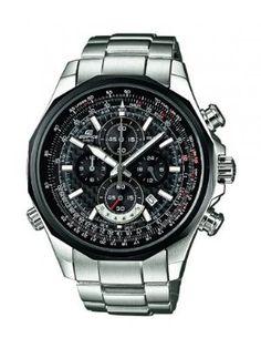 Casio Edifice EFR-507SP-1AVEF Cronógrafo para Hombres muy deportivo:Amazon:Relojes