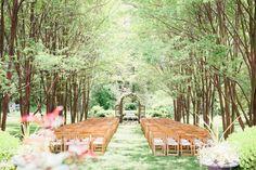 magical ceremony spot | Julie Lim #wedding