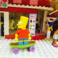 #심슨 #레고 #레고스타그램 #simpson #simpsons #lego #legos #legohouse #legostagram #simpsonlegohouse by 90.180.76