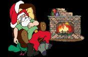 Kandallók Karácsonyi képek és karácsonyi kandallók Animatieplaatjes.nl