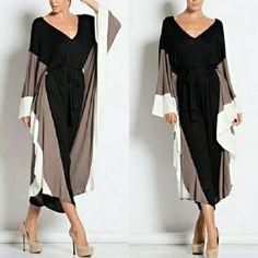 Jumpsuit, Hold for Lauren Contrast color,very comfortable love Dresses Maxi