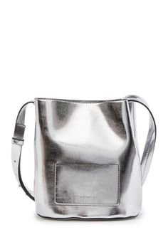 6a1e9cc31338 Bijou Bucket Bag by French Connection on @nordstrom_rack Silver, Bags,  French Connection,