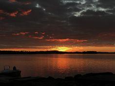 #summer #finland #sky