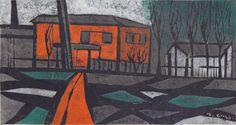 Ono, Tadashige (1909-1990), Old House