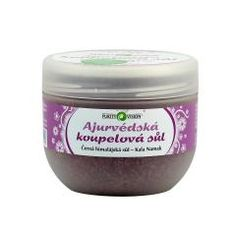 Purity Vision Ajurvédská koupelová sůl (černá himalájská Kala Namak) 500 g Coconut Oil, Jar, Jars, Drinkware