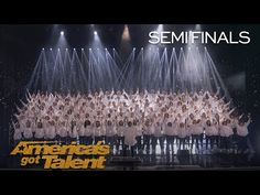 """Angel City Chorale: Chorus Stuns With Bruce Springsteen's """"The Rising"""" -. The powerful choir from Los Angeles inspires us with their b. Bruce Springsteen The Rising, Flight 93 Memorial, Americans Got Talent, Howie Mandel, Tyra Banks, Simon Cowell, American Spirit, Greatest Songs, Choir"""