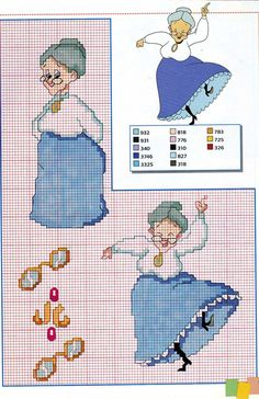 Vovó Granny Sylvester e Tweety