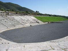 TRAVEL'IN GREECE I #Messene: the ancient stadium, Peloponnese, Greece