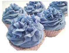 Lavender Cupcake Bath Fizzy  Bath Bomb  by Skinplicity on Etsy, $8.00