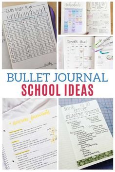 Creative School Bullet Journal Layouts {to help you stay on top of your study game!} These school bullet journal ideas are brilliant and just what I need this semester!These school bullet journal ideas are brilliant and just what I need this semester! Bullet Journal Student, Bullet Journal Cover Page, Bullet Journal Tracker, Bullet Journal How To Start A, Bullet Journal Spread, Bullet Journal Ideas Pages, Bullet Journal Layout, Bullet Journal Inspiration, Bullet Journals