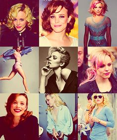 rachel mcadams. for refusing nudity so that she doesn't have to live up to the rigors of tabloid rumors and criticism.