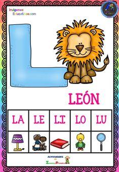 Phonological Awareness, Baby Learning, School Colors, Infant Activities, Phonics, Literacy, Homeschool, Nursery, Classroom