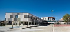 Gallery of Secondary School Miranda de Ebro / Virai Arquitectos - 2
