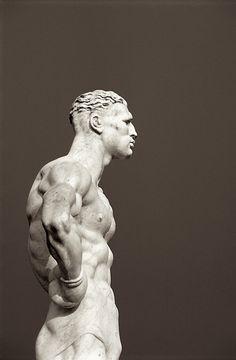 Boxer, Stadio dei Marmi, Rome, Italy