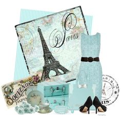 """""""Let's Go to Paris"""" by stylesbyjoey on Polyvore"""