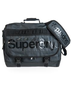 Superdry Tarpaulin Laptop Bag - Men's Bags