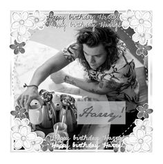 """Happy 22nd birthday Harry!"" by feel-like-infinity ❤ liked on Polyvore featuring Lauren Ralph Lauren, women's clothing, women, female, woman, misses, juniors and afmagnificentmessages"