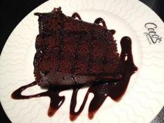 Triple Decker Chocolate Cake @Coco's Restaurant, DCC